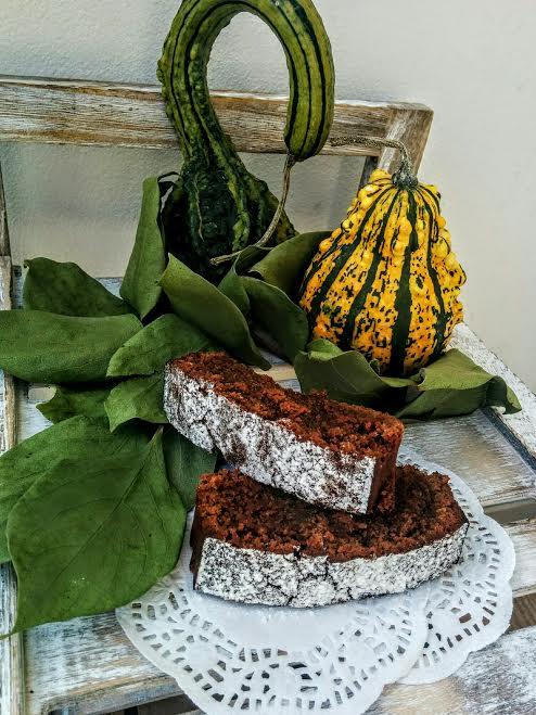 Torta Zucca & Fondente