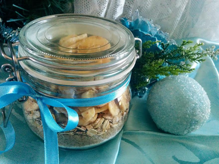 Cookies ai frutti rossi & banana