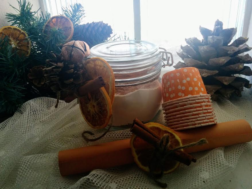 Muffin arancia & cannella