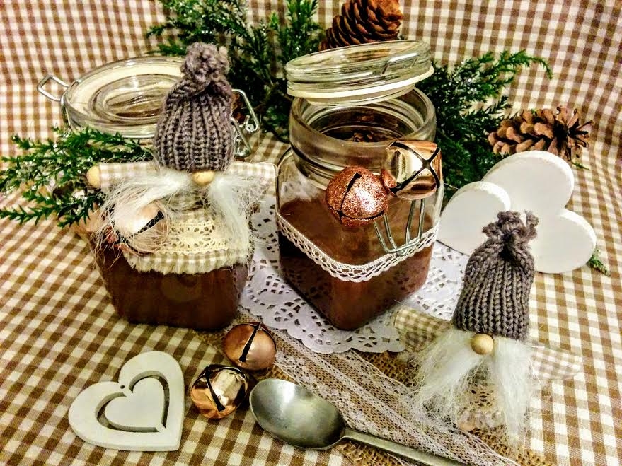 Crema spalmabile nocciola & cioccolato homemade