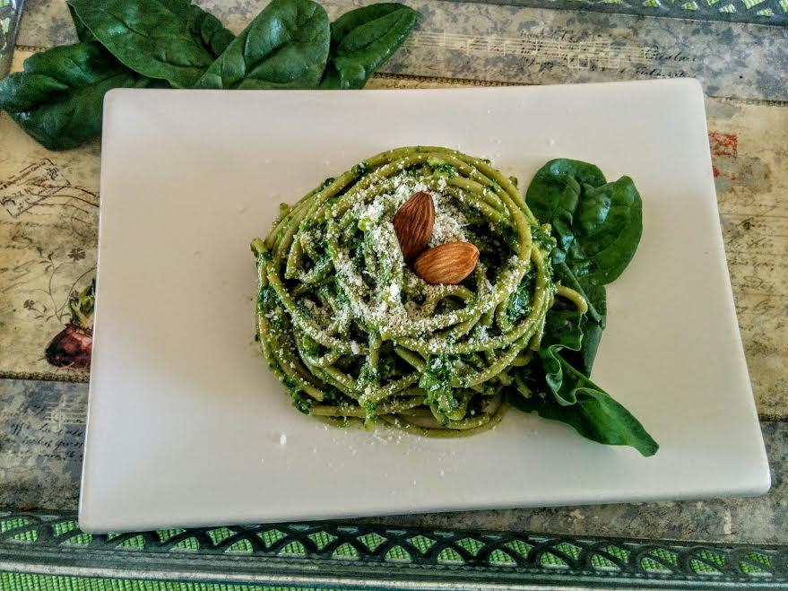Pesto di spinacini