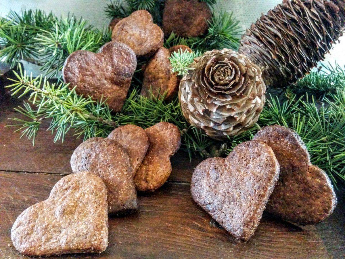 Biscottini al cioccolato & cannella