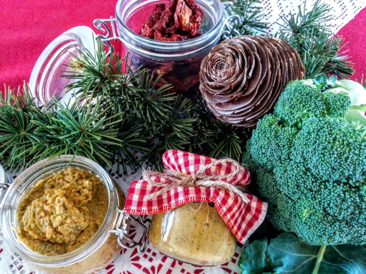Crema di broccoli & pomodorini secchi