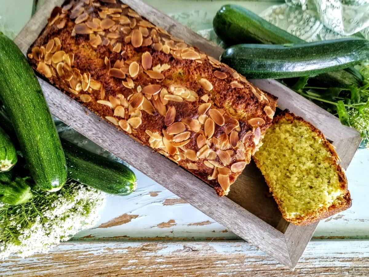 Zucchine bread