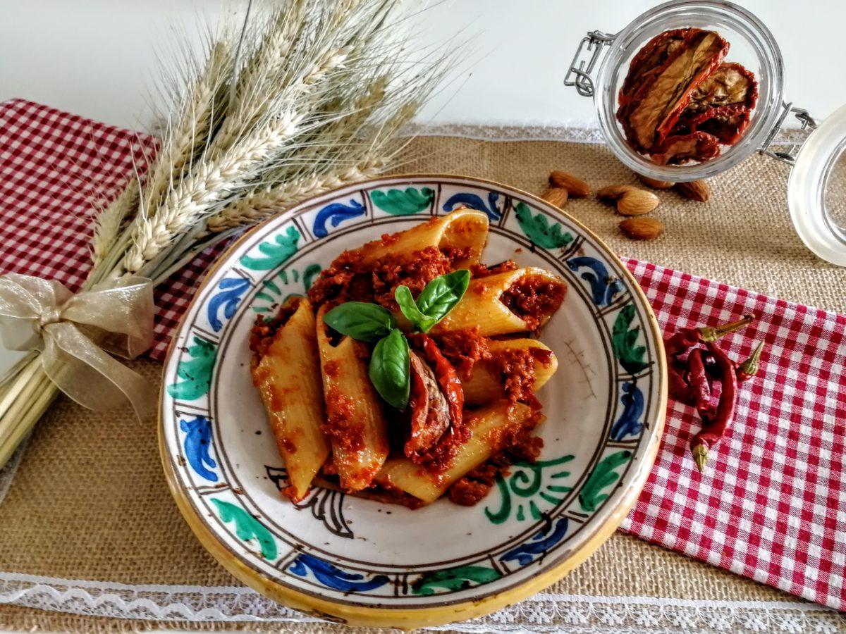 Pesto di pomodori secchi