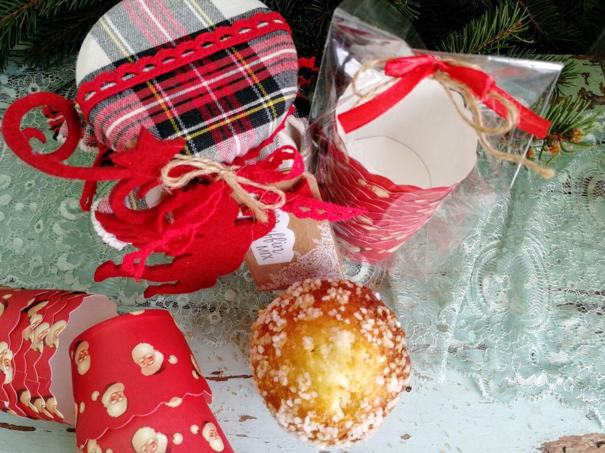 Preparato per Muffin con gocce di cioccolato