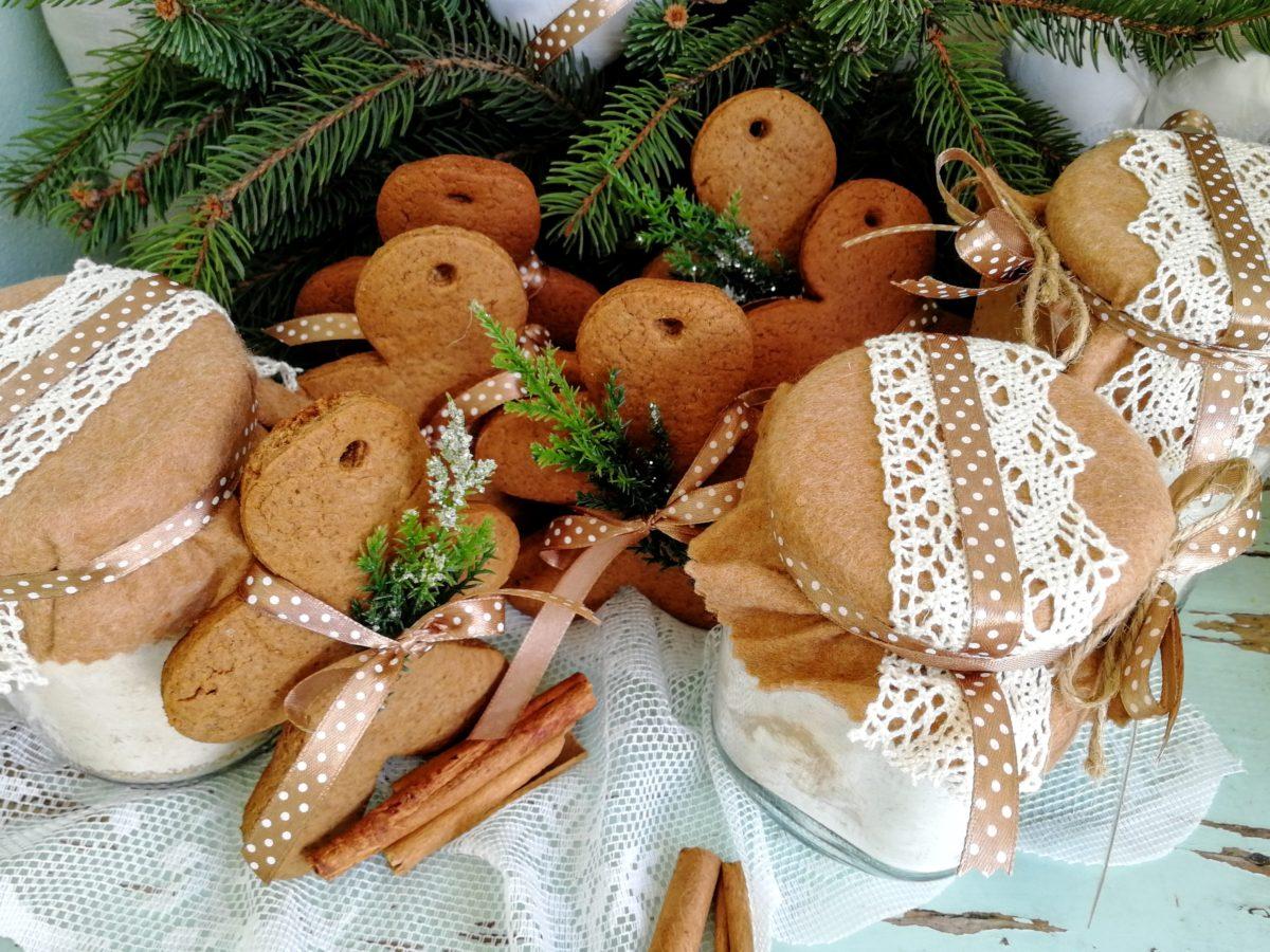 Preparato per Biscotti Pan di Zenzero